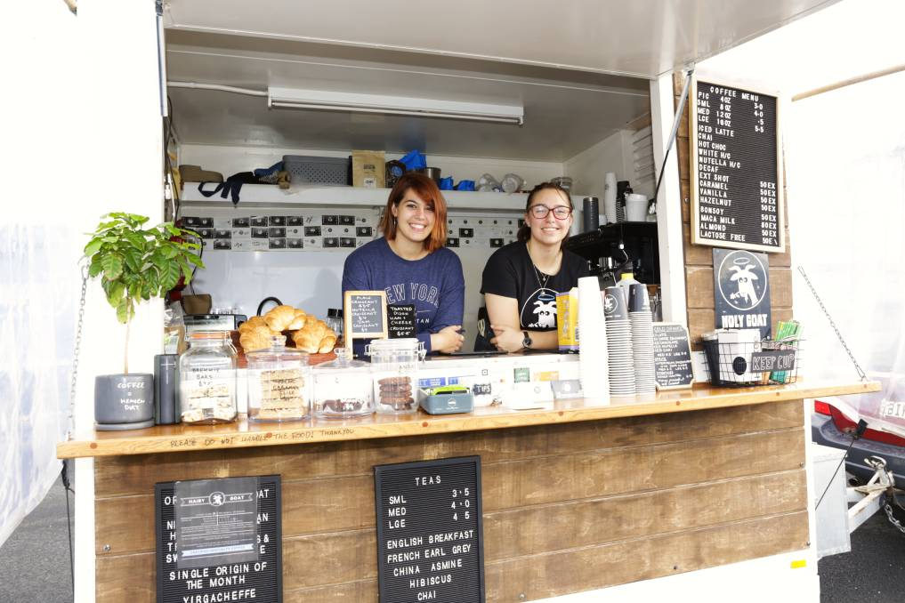 Michaela and Manny are beloved by their customers who make a detour from near and far for their coffees.
