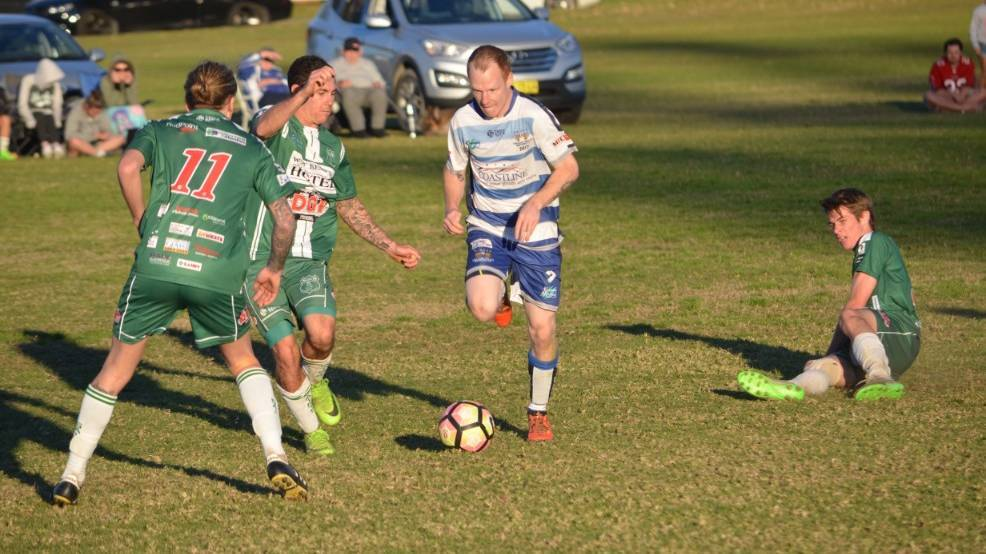 Kempsey Saints and Macleay Valley Rangers can start training on Tuesday. Photo: File