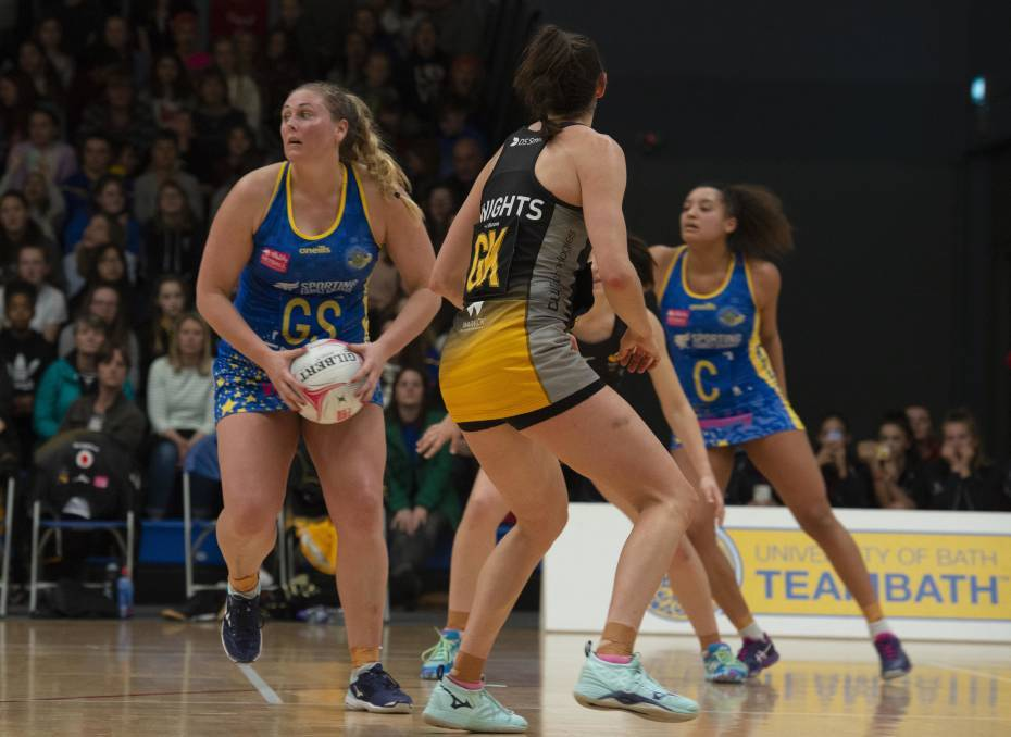 Kim Commane is helping local netballers become better players. Photo: File