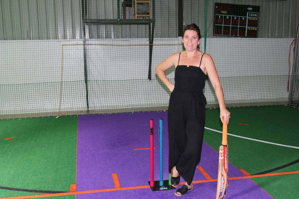 Owner and director of the Macleay Valley Indoor Sports and Development Centre, Shannon-lee Mckiernan. Photo: Lachlan Harper
