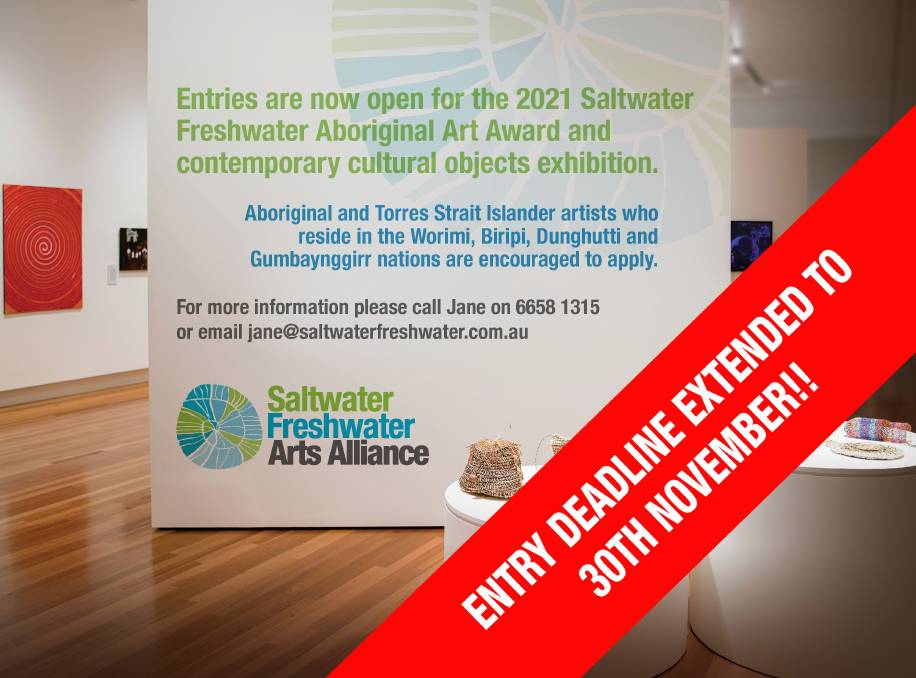An invitation to all our local Aboriginal artists ...