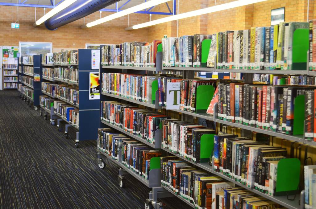 Kempsey Shire Library