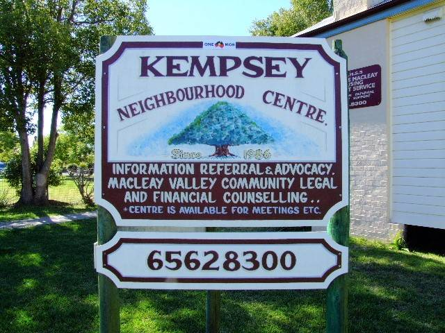 Kempsey Neighbourhood Centre provide support for the more vulnerable memebers of the community. Photo: Supplied