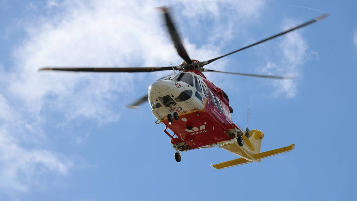 Man injured in motorbike accident at Dondingalong