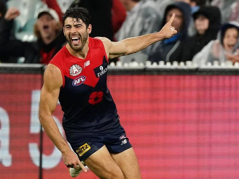 Melbourne star Christian Petracca has signed a seven-year AFL contract extension at the Demons.