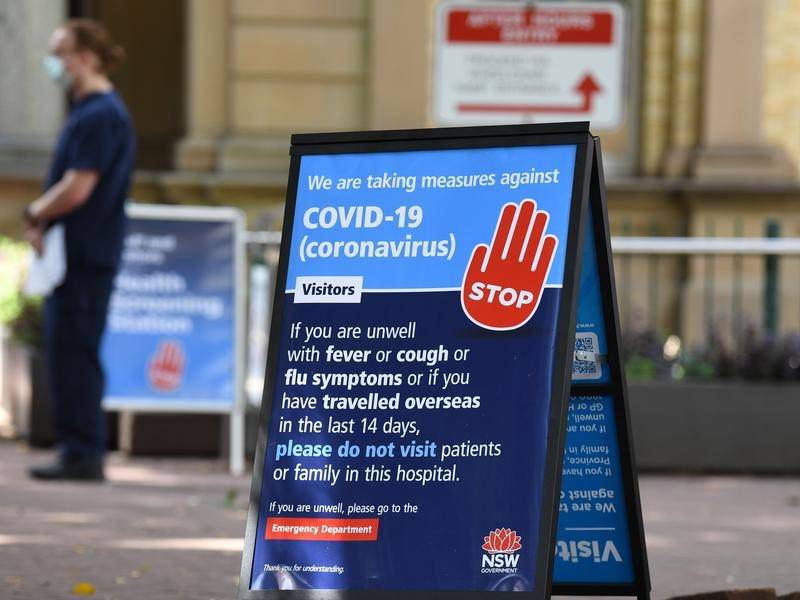Social isolation to combat COVID-19 in NSW could shift the peak period of infection to October.