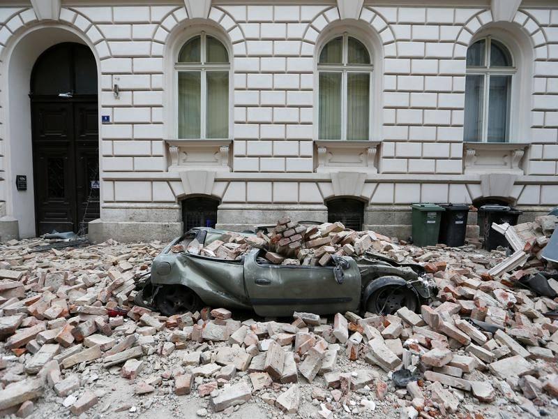 Strong Quake Hits Zagreb Teen Critical Guardian News Nambucca Heads Nsw