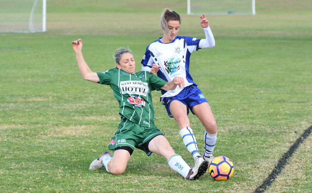 Kempsey Saints Green escape with victory on final whistle